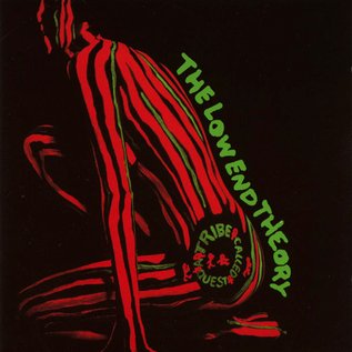 A Tribe Called Quest -- The Low End Theory LP