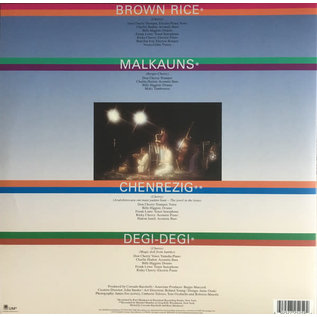 Don Cherry ‎– Brown Rice LP