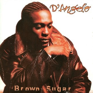 D'Angelo ‎– Brown Sugar LP