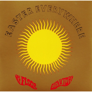 13th Floor Elevators -- Easter Everywhere LP colored vinyl