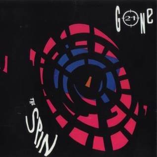 24 Gone – The Spin LP blue transparent