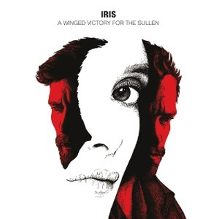 A Winged Victory For The Sullen -- Iris LP clear  vinyl
