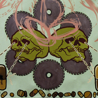 Agoraphobic Nosebleed -- Frozen Corpse Stuffed With Dope LP