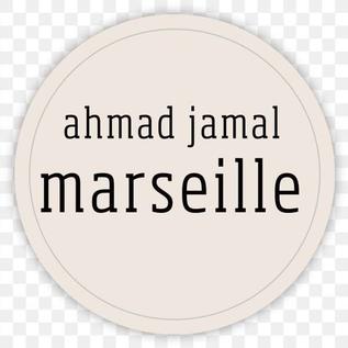 Ahmad Jamal -- Marseille LP