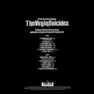 AIR -- The Virgin Suicides LP