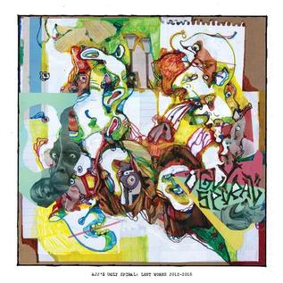 AJJ (Andrew Jackson Jihad) -- AJJ's Ugly Spiral: Lost Works 2012-2016 LP