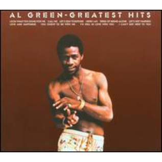 Al Green ‎– Greatest Hits LP
