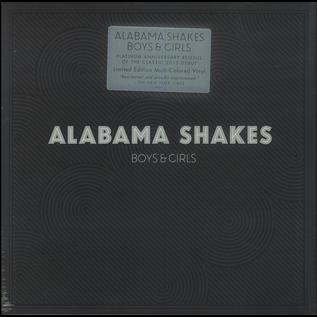 Alabama Shakes -- Boys & Girls LP multi-colored vinyl
