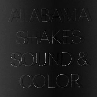 Alabama Shakes -- Sound & Color LP clear vinyl with download