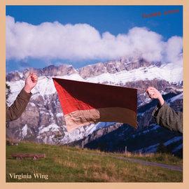 Virginia Wing – Ecstatic Arrow LP blue vinyl