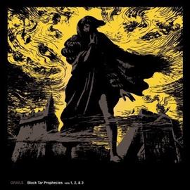 Grails - Black Tar Prophecies Vol's 1 2  & 3 LP
