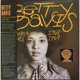 Betty Davis - The Columbia Years 1968-1969 LP gold vinyl