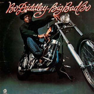 Bo Diddley – Big Bad Bo LP