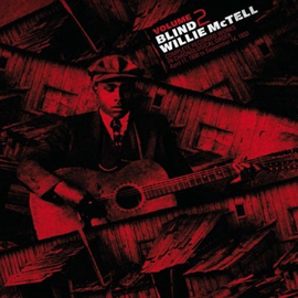 Blind Willie McTell -- Complete Recorded Works In Chronological Order Volume 2 LP