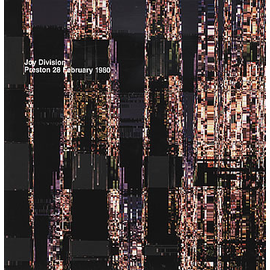 Joy Division -- Preston 28 February 1980 LP 200 gram vinyl