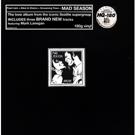 Mad Season -- Above LP