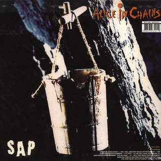 Alice In Chains -- Jar Of Flies / Sap LP