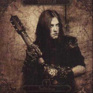 BURZUM - ANTHOLOGY LP