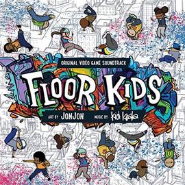 Kid Koala -- Floor Kids (Original Video Game Soundtrack) LP