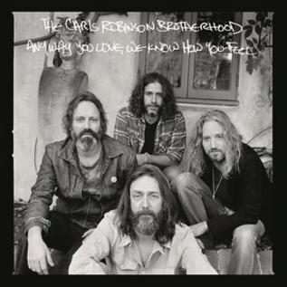 Chris Robinson - Anyway You Love We Know How You Feel LP