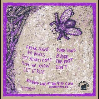 Dinosaur Jr. – Bug: Live At The 9:30 Club, Washington, DC, June 2011 LP red vinyl