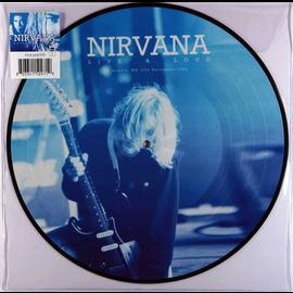 Nirvana -- Live & Loud - Seattle WA 13th December 1993 (Picture Disc) LP