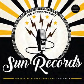Various Artists - Really Rock 'Em Right: Sun Records Curated by Record Store Day Volume 4 LP