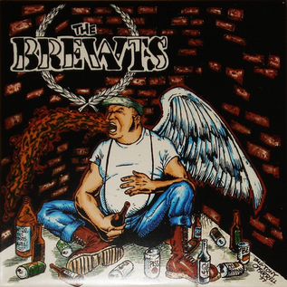 Brewts -- The Brewts LP red vinyl