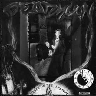 Dead Moon -- Crack In The System LP