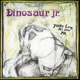 Dinosaur Jr. -- You're Living All Over Me LP