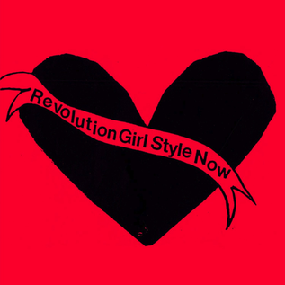 Bikini Kill – Revolution Girl Style Now LP