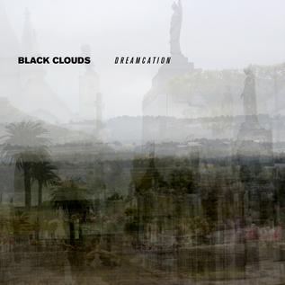 Black Clouds – Dreamcation LP gold vinyl standard edition