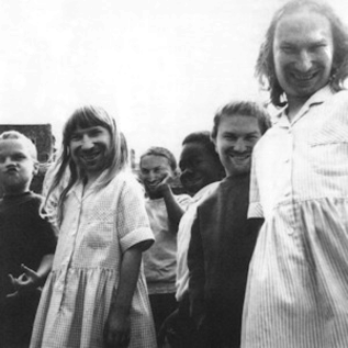 Aphex Twin -- Come To Daddy 12-- vinyl single