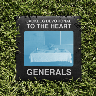 Baptist Generals ‎– Jackleg Devotional To The Heart LP purple transparent vinly