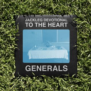 Baptist Generals – Jackleg Devotional To The Heart LP purple transparent vinly