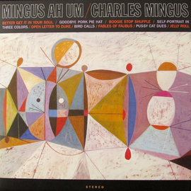 Charles Mingus -- Mingus Ah Um LP 180 gram