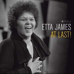 Etta James -- At Last! LP