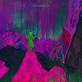 Dinosaur Jr - Give A Glimpse Of What Yer Not LP purple translucent vinyl