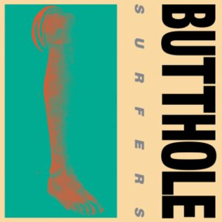 Butthole Surfers -- Rembrandt Pussyhorse LP with download
