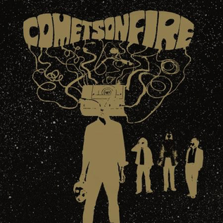 Comets On Fire -- Comets On Fire LP