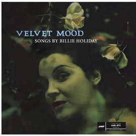 Billie Holiday -- Velvet Mood LP