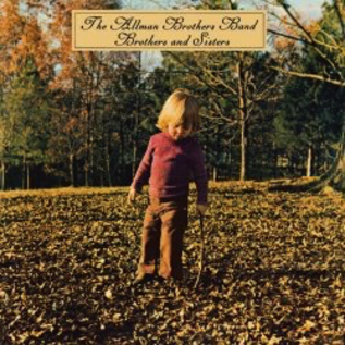 Allman Brothers Band -- Brothers And Sisters LP