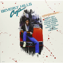BEVERLY HILLS COP - MUSIC FROM THE MOTION PICTURE LP