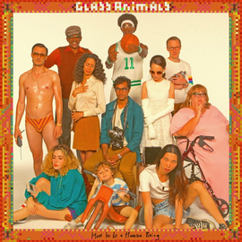 Glass Animals ‎– How To Be A Human Being LP