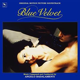 Angelo Badalamenti -- Blue Velvet LP