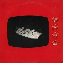 Iggy Pop -- TV Eye Live 1977 LP