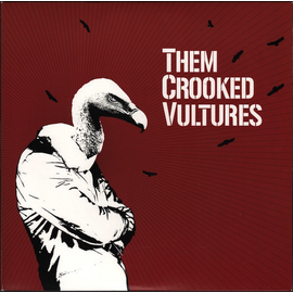Them Crooked Vultures  - Them Crooked Vultures LP