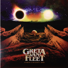 Greta Van Fleet ‎– Anthem Of The Peaceful Army LP