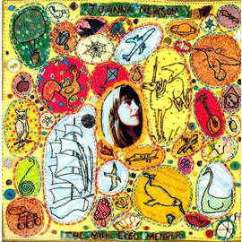 Joanna Newsom -- The Milk-Eyed Mender LP