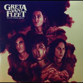 Greta Van Fleet -- Black Smoke Rising EP 12-- vinyl